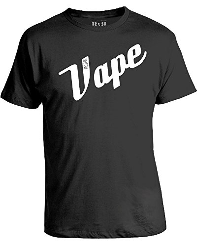 "Vaping T-Shirt "" 100% "" S bis 3XL Vape Shirt"