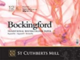 Bockingford 300gsm Glued Pad 14