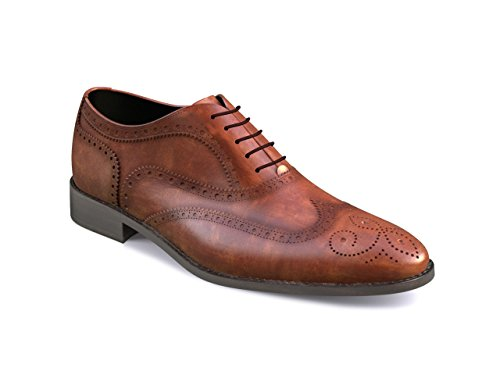 DIS - Fred - Richelieu Full Brogue - Homme Multicolore