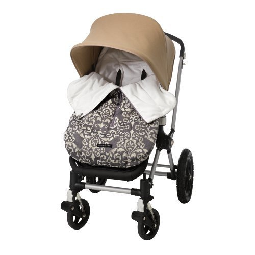 Petunia Stroll Bunting Bag Earl Grey by (Bunting Modello)