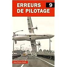 Erreurs de pilotage 9