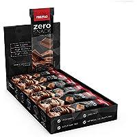 Prozis Zero Snack 12x35g - Miglior Gusto Doppio Cioccolato - Ricco di Proteine e Basso Contenuto di Carboidrati...