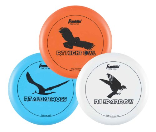 Golf - 3 Disc Pro Set ()