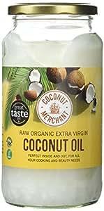 1 Litre Coconut Merchant Organic Raw Extra Virgin Coconut Oil