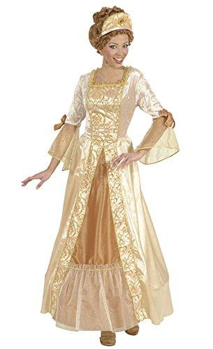 senenkostüm Prinzessin, 38 (Disney Prinzessin Outfits Für Erwachsene)