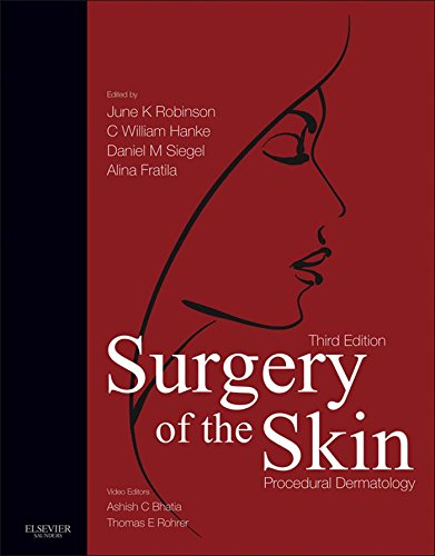 Surgery of the Skin E-Book: Procedural Dermatology (English Edition)