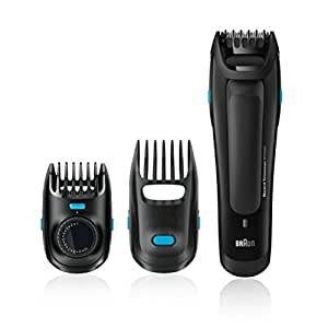 braun bt5050 beard trimmer for men cordless and. Black Bedroom Furniture Sets. Home Design Ideas