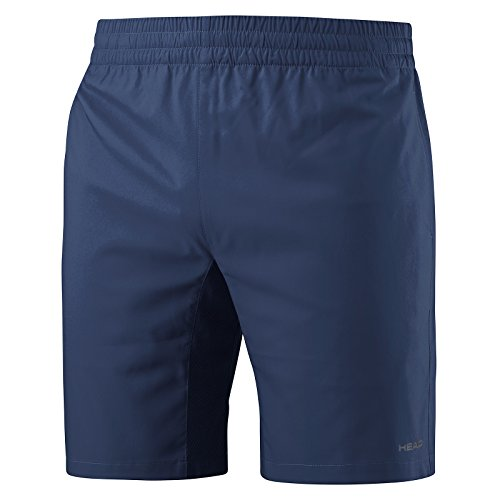HEAD Jungen Club Bermuda Shorts, Navy, L