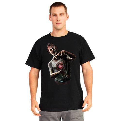 Morph Costume Co Herren T-Shirt X-Large