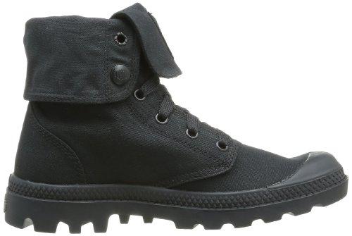 Palladium Mono Chrome U, Damen Sneaker Schwarz - Noir (Black)