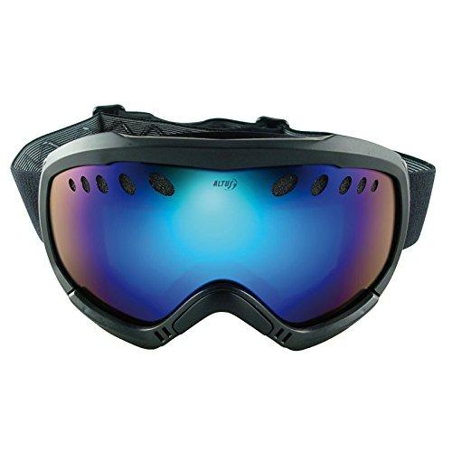 Altus Herren-Sonnenbrille 50600bo, blau, One size