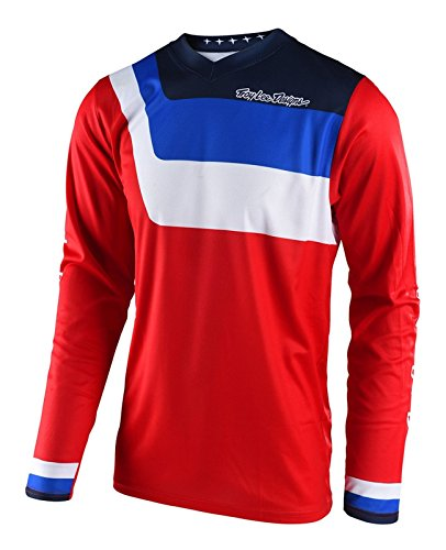 2018 Troy Lee Designs TLD GP Air Jersey Prisma Red