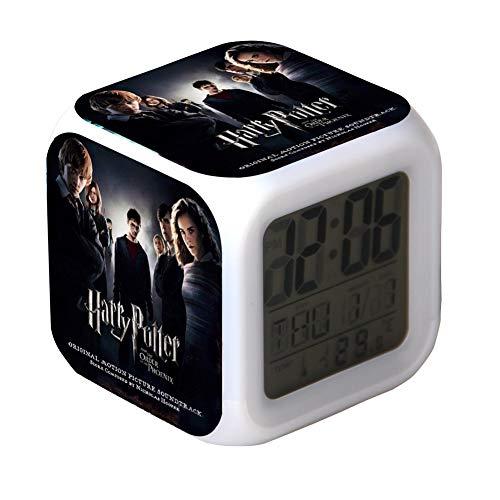 L-Hipter Harry Potter Alarm Clock