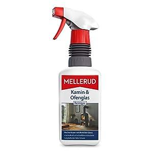 MELLERUD Kamin und Ofenglas Reiniger 0,5 L, Aktivschaum 2001000073