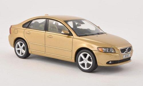 volvo-s40-met-gold-modellauto-fertigmodell-motorart-143
