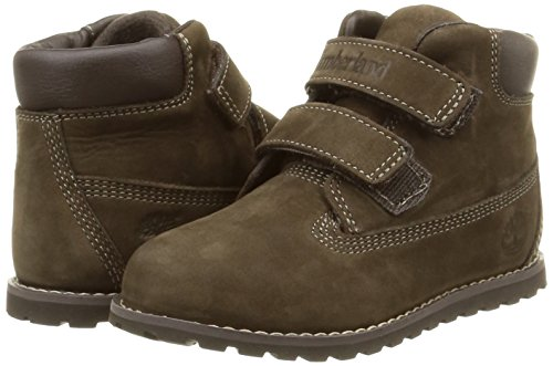 Timberland Pokey Pine H L  Unisex Kids  Ankle Boots  Brown  Brown   7 Child UK  23 5 EU