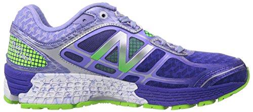 New Balance  W860 B V5, Chaussures de running femme Multicolore - Mehrfarbig (PP5 PURPLE/GREEN)