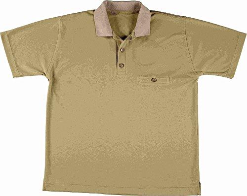 Pique - Shirt 1/2 A Sand