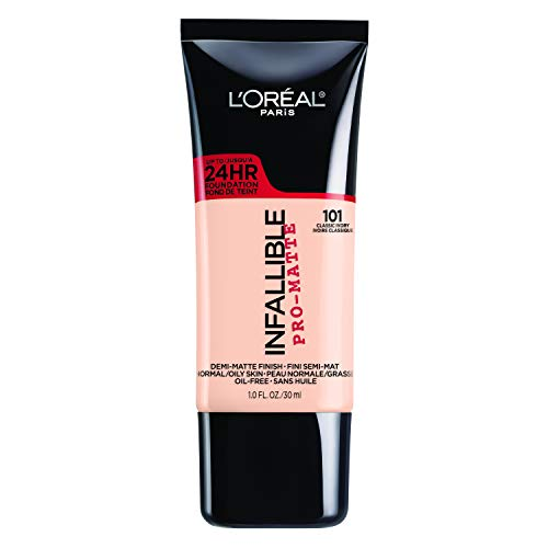 L'OREAL Infallible Pro-Matte Foundation - Classic Ivory