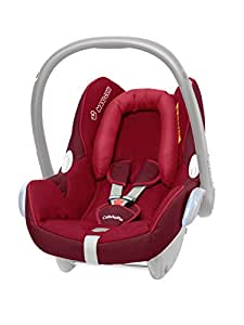Maxi-Cosi CabrioFix Car Seat Replacement Cover (Raspberry Red) 2014 Range