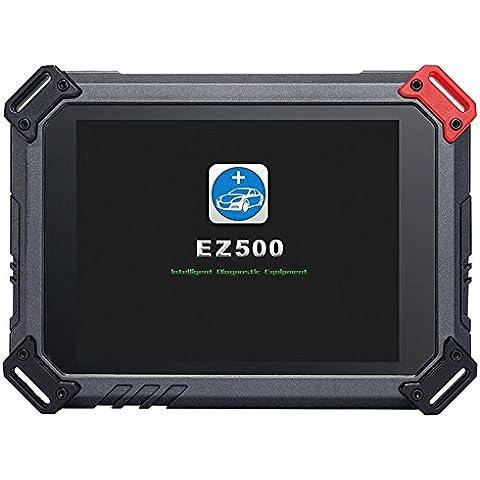 Xtool EZ500Benzina Auto benzine Sistema completo strumento di diagnosi WiFi Scanner di codici come Xtool PS90Free Update Online funzione speciale con perfetto Sistema diagnostico originale