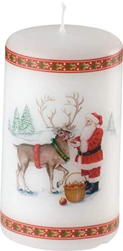 Villeroy & Boch Winter Specials Kerze klein Rentier 5x9cm 35-9074-0126