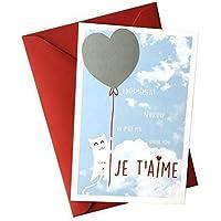 La Carte d'amour a gratter - pour les petits et les grands amoureux!