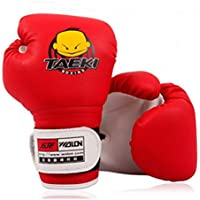 SaySure - Kids Fight Boxing Gloves Mitts Sanda Ventilated