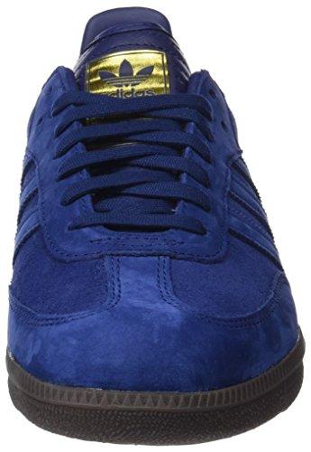 BlueDark Samba adidas Men's Top SneakersBlueDark Low FB 3lT1KFcJ