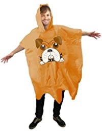 Spinning Hat SH01365 Poncho Chien Boxer