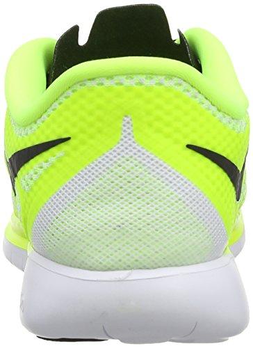 Nike  Free 5.0, Scarpe sportive, Uomo Giallo (Volt/Black/White)