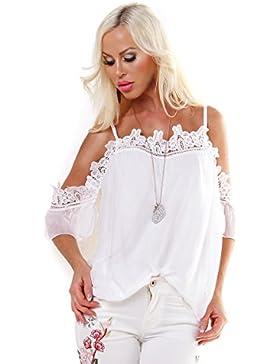 WeaModa - Camisas - Túnica - Básico - para mujer