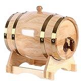 Ainia Wein Eiche Barrel Mini Barrel Mini Alkohol Bier Barrel Eiche Fass 1.5L
