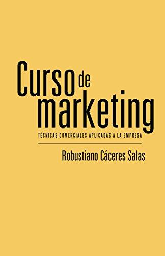 Curso de marketing: Técnicas comerciales aplicadas a la empresa