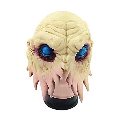 Sie Leben Alien Kostüm - JZTRADING Kopfmaske Für Erwachsene Für Kostüm