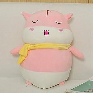 Cartoon Hamster Plush Toy Kawaii