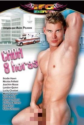 CADA 8 HORAS (GAY) ref.5855 - Adult Dvd Gay