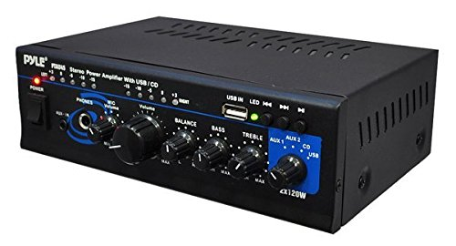 pylehome-ptau45-2x-120w-stereo-power-amplifier-with-usb-aux-cd-and-mic-input