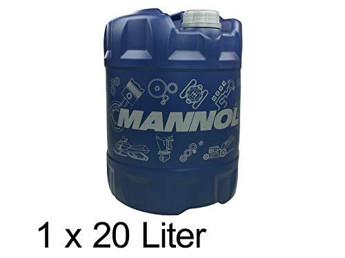 (Eur 2,00/L) 20 Liter Säge-Kettenöl Haftöl MANNOL für Motorsägen