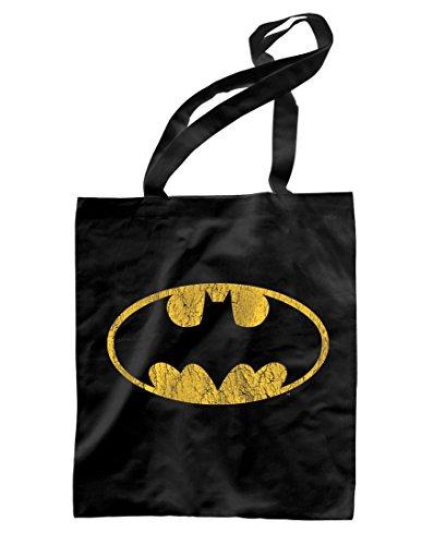 Batman Tote Borsa Bag Logo Bravado