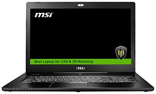 MSI 001782-SKU1504 43,9 cm (17,3 Zoll) Laptop (Intel Core-i7 6700HQ, 61GB RAM, 1000GB HDD, Win 10 Pro) mehrfarbig*