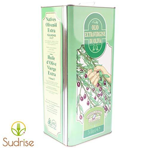Olio extravergine di oliva majatica prodotto in basilicata - estratto a freddo