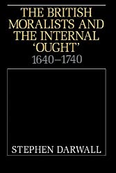 British Moralists Internal Ought: 1640-1740