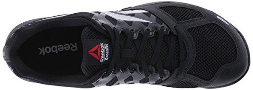 Reebok Crossfit R Nano Shoe 2.0 Formation Noir / gris zinc