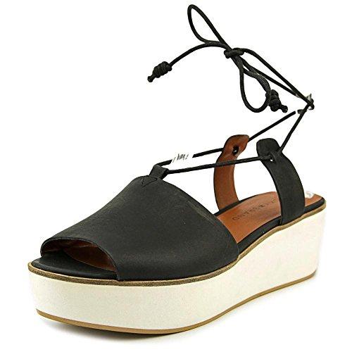 lucky-brand-jaxson-femmes-us-11-noir-sandales-compenses