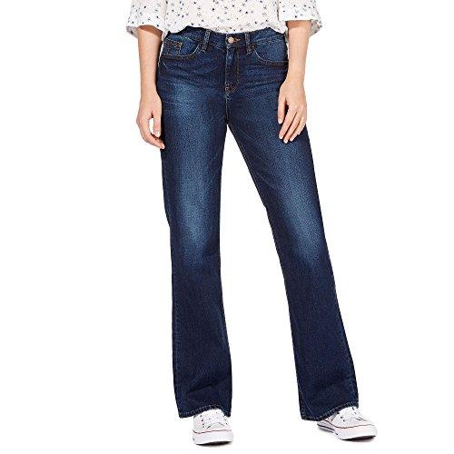 mantaray-womens-dark-blue-st-ives-bootcut-jeans-10l