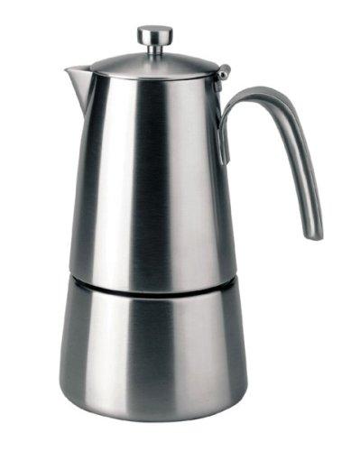 Lacor 62211 Cafetière Express Hyper Luxe 10 Tasses