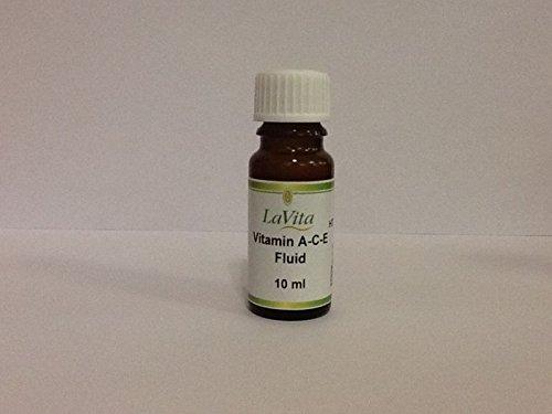 Vitamin A-C-E Fluid -10ml- - Ace-vitamine