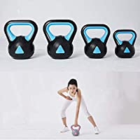 Kettlebell Weights Set – 4 Sizes Available, 2Kg 4Kg 6Kg 8Kg - Ballistic Exercise, Core Strength, Functional Fitness, And Weight Training Set - Free Weight, Equipment, Accessories,D