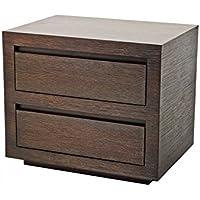 Comparador de precios Casa-Padrino Luxury Mahogany Cabinet with 2 Drawers 62 x 45 x H. 53 cm - Luxury Collection - precios baratos